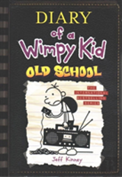 Diary Of A Wimpy Kid 10 Old School Inter