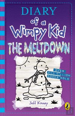 Bertrand.pt - Diary of a Wimpy Kid: The Meltdown (Book 13)