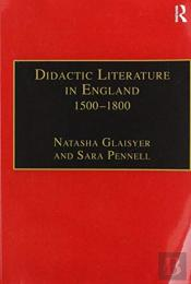 Didactic Literature In England 1500