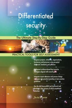 Bertrand.pt - Differentiated Security The Ultimate Step-By-Step Guide