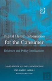 Digital Health Information For The Consumer