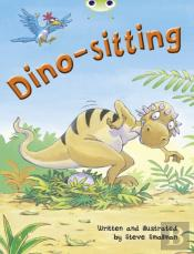 Dino-Sitting (Orange B) 6-Pack