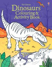 Dinosaur Colouring And Activity Book