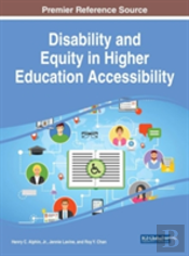 Disability And Equity In Higher Education Accessibility