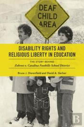Disability Rights And Religious Liberty In Education