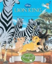 Disney Lion King Magical Story With Lenticular