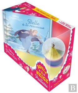 Bertrand.pt - Disney Princesses - Coffret - Boule A Neige