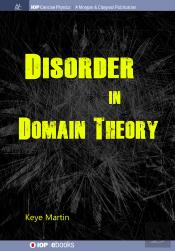 Disorder In Domain Theory