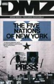 Dmz Tp Vol 12 The Five Nations Of New York