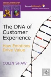 Dna Of Customer Experience