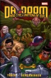 Doctor Doom And The Masters Of Evil Digest