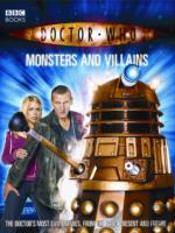 'Doctor Who', Monsters And Villains