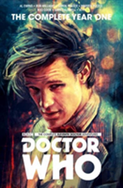 Doctor Who: The Eleventh Doctor Complete Year One