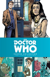 Doctor Who: The Tenth Doctor - Cover Collection