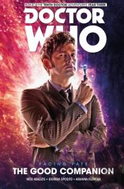 Doctor Who: The Tenth Doctor Facing Fate Volume 3 - Second Chances