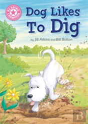 Dog Likes To Dig