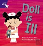 Doll Is Illstage 4 Fiction