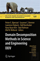 Domain Decomposition Methods In Science And Engineering Xxiv