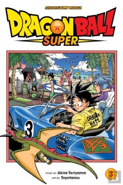Bertrand.pt - Dragon Ball Super, Vol. 3