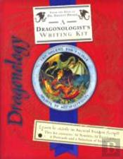 Dragonologists Writing Kit