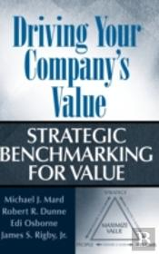 Driving Your Company'S Value
