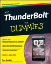 Droid Thunderbolt For Dummies