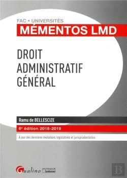 Bertrand.pt - Droit Administratif General - 6eme Edition