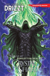 Dungeons & Dragons: The Legend Of Drizzt Volume 4 - The Crystal Shard