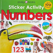 Early Learn Sticker Numbers