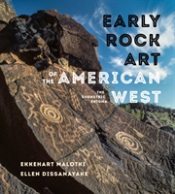 Early Rock Art Of The American West