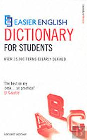 Easier English Dictionary for Students