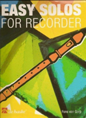 Easy Solos For Recorder