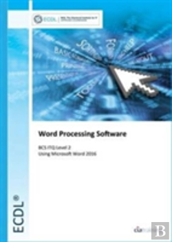 Bertrand.pt - Ecdl Word Processing Software Using Word 2016 (Bcc Itq Level 2)