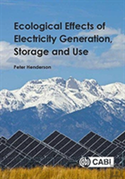 Bertrand.pt - Ecological Effects Of Electricity Generation, Storage And U