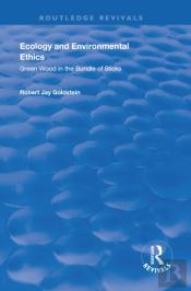 Ecology And Environmental Ethics