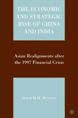 Bertrand.pt - Economic And Strategic Rise Of China And India