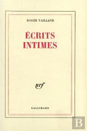 Ecrits Intimes