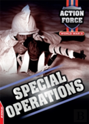 Edge - Action Force: World War Ii: Special Operations