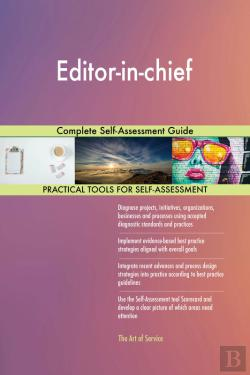 Bertrand.pt - Editor-In-Chief Complete Self-Assessment Guide