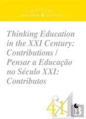 Educ. Soc. Cultura 41 - Thinking Education in the XXI Century