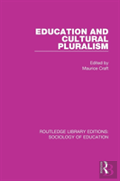 Education And Cultural Pluralism R