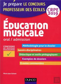 Bertrand.pt - Education Musicale - Oral / Admission - Crpe 2019