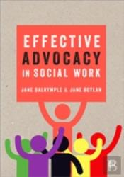 Effective Advocacy In Social Work