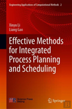 Bertrand.pt - Effective Methods For Integrated Process Planning And Scheduling