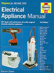 ELECTRICAL APPLIANCE MANUAL