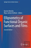 Ellipsometry Of Functional Organic Surfaces And Films