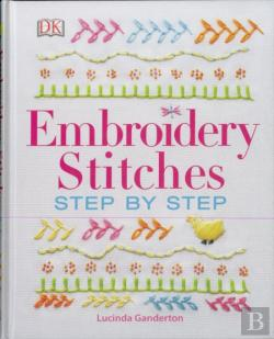 Bertrand.pt - Embroidery Stitches Step-By-Step