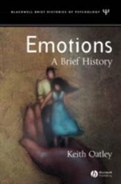 Emotions - A Brief History