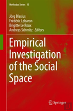 Bertrand.pt - Empirical Investigation Of The Social Space
