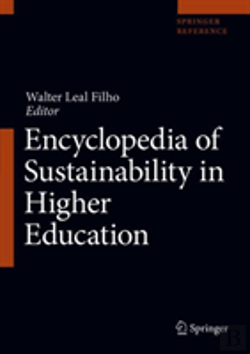 Bertrand.pt - Encyclopedia Of Sustainability In Higher Education